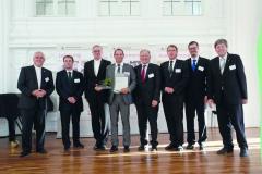 LEA-Preisverleihung 2015 an die ascent AG