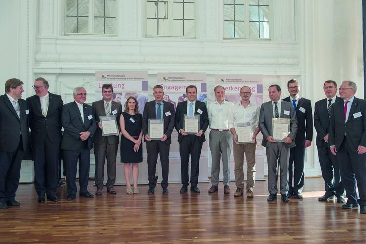 2015: ascent AG mit LEA-Preis ausgezeichnet