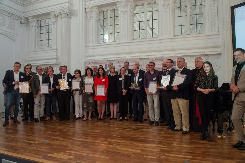 LEA-Preis 2016 - ascent AG gratuliert